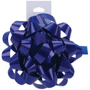 "Carnival Bow 4.5""-Royal Blue"