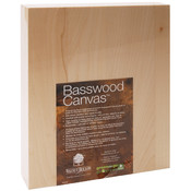 "Basswood Canvas 8""X10""-"
