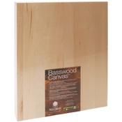 "Basswood Canvas 11""X14""-"