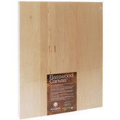 "Basswood Canvas 12""X16""-"