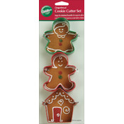 Cookie Cutters, Gingerbread