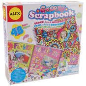 Groovy Scrapbook Kit-