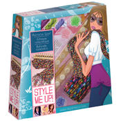 Style Me Up Romantic Scarf Kit-