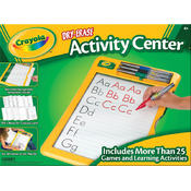 Crayola Dry-Erase Activity Center Wholesale Bulk