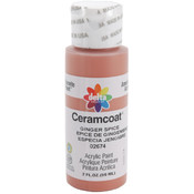 Delta Ceramcoat Acrylic Paint 2 Ounces-Ginger Spice Wholesale Bulk