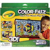 Crayola Model Magic Color Fillz 3-D Kit-Fish