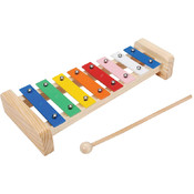Percussion Instrument-Xylophone 11.5""
