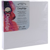 Winsor Newton Deep Edge Stretched Canvas 10'x10'x1.5' Wholesale Bulk