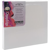 Winsor Newton Deep Edge Stretched Canvas 12'x12' Wholesale Bulk