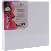 Winsor Newton Deep Edge Stretched Canvas 8'x8'-8'x8' Wholesale Bulk