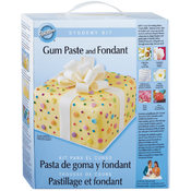 Wilton Student Kit-Gum Paste & Fondant - Wholesale Bulk