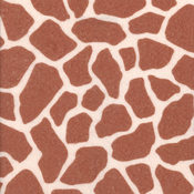 "Felt Craft Pack 30""X30"" 1/Pkg-Giraffe"
