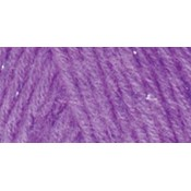 Coats: Yarn Red Heart Shimmer Yarn-Purple Wholesale Bulk