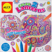 Crayola Color 2 Lanterns Kit Wholesale Bulk