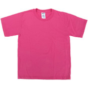 Youth Cyber Pink Tee Shirt-Medium