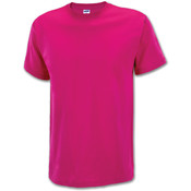 Adult Cyber Pink Tee Shirt-X-Large