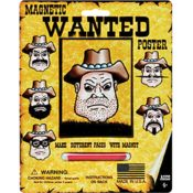 Magnetic Personalities -Wanted Poster