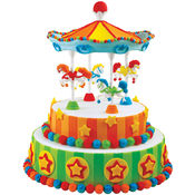 Carousel Cake Display Kit