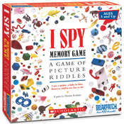 I Spy Memory Game