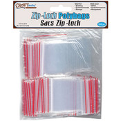 Ziplock Polybags 2&quot;X2&quot; 160/Pkg