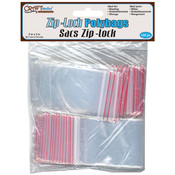 Ziplock Polybags 2&quot;X3&quot; 120/Pkg