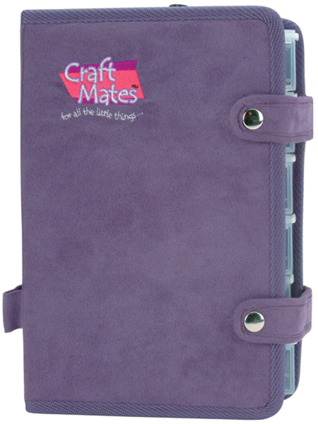 Craft Mates Double Snappin Petite Organizer