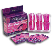 Sportsheets International, Inc. NNO: Naughty Shots Game Wholesale Bulk