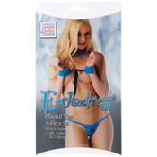 California Exotic Novelties, Llc Enchantress Playful Ties (Blue) Wholesale Bulk