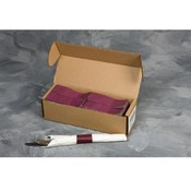 Napkin Straps- Burgundy
