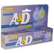 Natureplex Vitamin A&amp;D Cream 1.5 Oz.