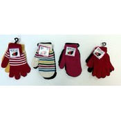 2 PACK MAGIC GLOVE AND MITTENS