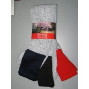 3 PACK HEAVYWEIGHT BOOT SOCK