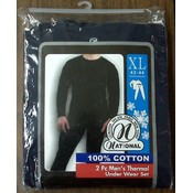 MENS 2PC THERMAL UNDERWEAR