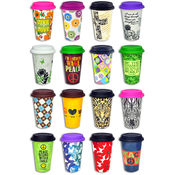 Double Wall Travel Mug Wholesale Bulk