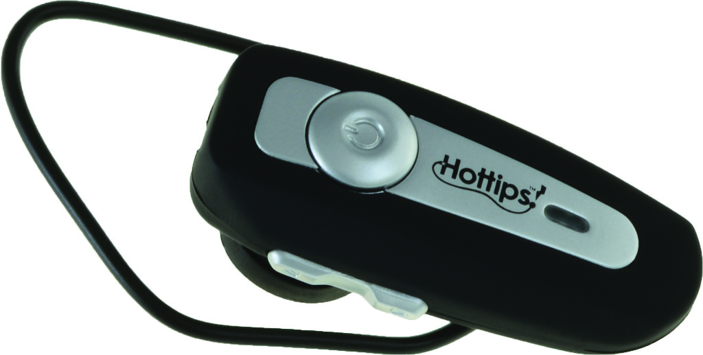 Hottips Bluetooth Hands Free Headset- Carton of 4 [1876661]