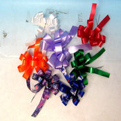 5' Loop Bow - Assorted Colors Wholesale Bulk