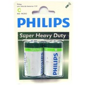 Phillips Wholesale Philips 'C' Heavy Duty Battery Wholesale Bulk