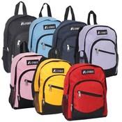 13 Inch Children's Backpack with Slanted Pocket