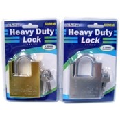 High Security 60 mm Lock with 4 Keys