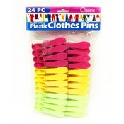 Plastic Clothes Pins