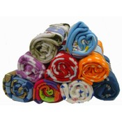Polar Fleece Print Blankets