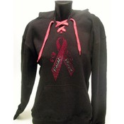 Breast Cancer Sweatshirt, L