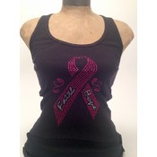 Breast Cancer Tank, Medium