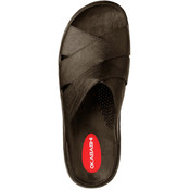 Men's Milan slip on style in brown