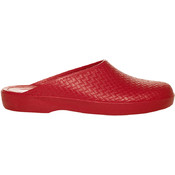 Women's Clog pomegranate red