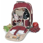 Picnic & Beyond Polyester Picnic Backpack for Two Wholesale Bulk