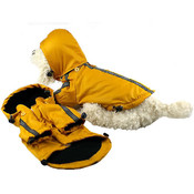 Yellow - Reflecta-Sport Rainbreaker - XS