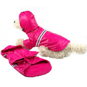 Hot Pink - Reflecta-Sport Rainbreaker - XS