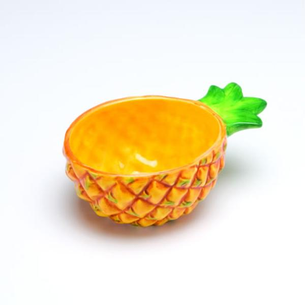 Wholesale Ceramic Pineapple Bowl SKU 528263 DollarDays