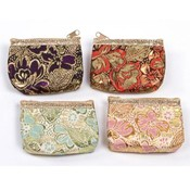 Cosmetic Bag w/ Zipper